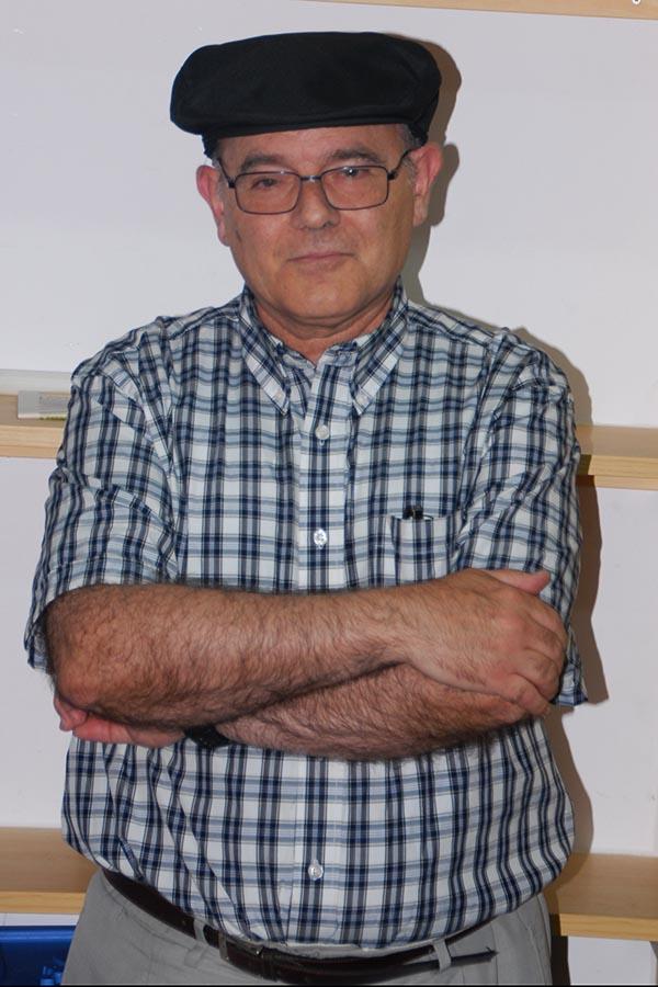 Ezequiel Gort Juanpere rep el reconeixement a la seva feina