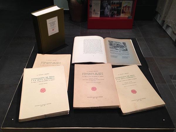 Carrutxa recorda, a l'abril, l'obra de Ramon Violant i Simorra (1903-1956)