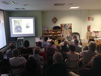 Conferències sobre Eduard Toda