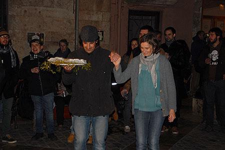 Foto El tercer ball d'Hivern, festa de Sant Sebastià, tot un èxit.