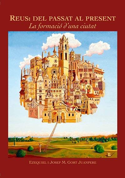 Foto Presentació a l'Arxiu de Reus del llibre d'Ezequiel i Josep M. Gort sobre la formació de la ciutat