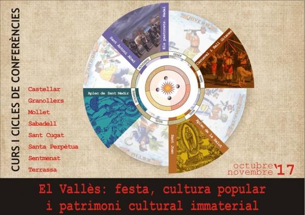 Curs «El Vallès: festa, cultura popular i patrimoni cultural immaterial»
