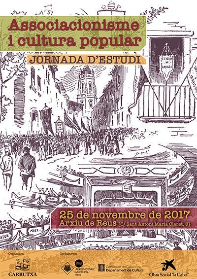 Foto 25 de novembre: Jornada d'Associacionisme i Cultura Popular