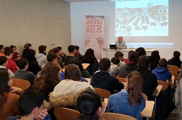 Foto Conferències sobre la història de Reus
