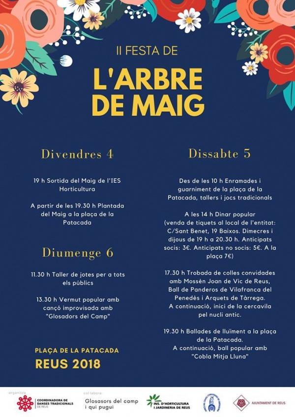 Foto II FESTA DE L'ARBRE DE MAIG