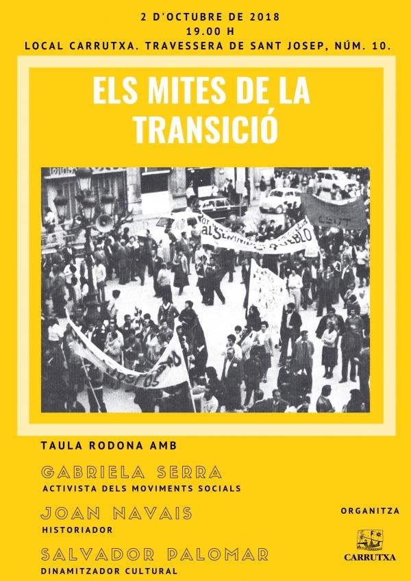 Els mites de la Transició