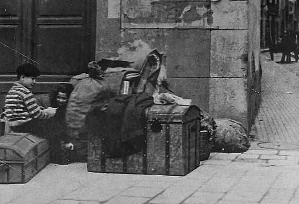 Desembre de 1938: el front s'apropa a Reus