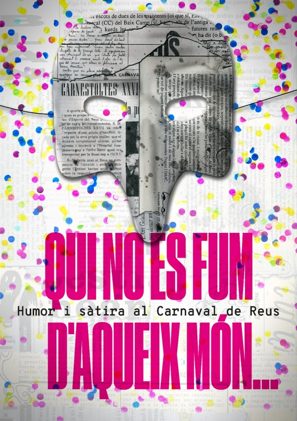 Foto Qui no es fum d'aqueix món... Humor i Sàtira al Carnaval de Reus