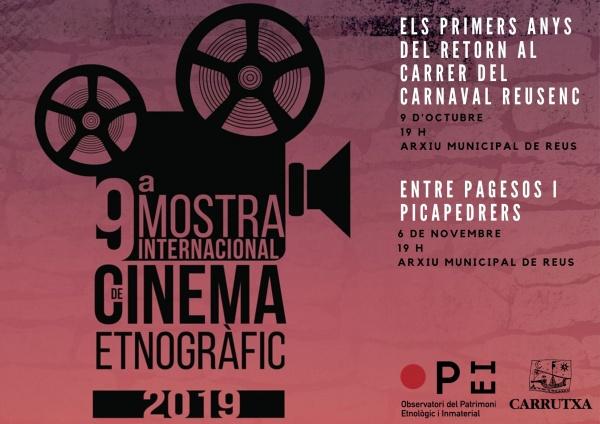 9a Mostra de Cinema Etnogràfic
