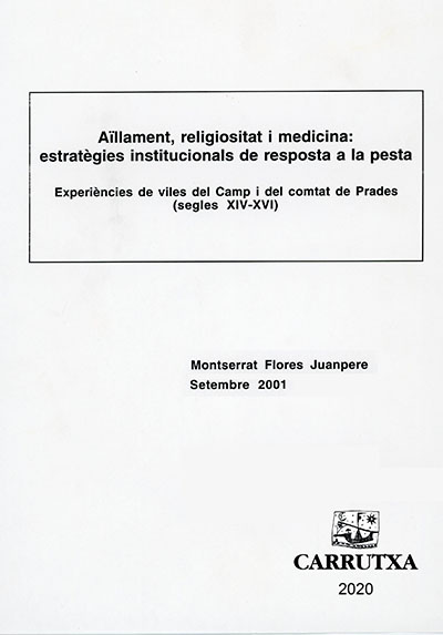 Foto La resposta institucional a les epidèmies