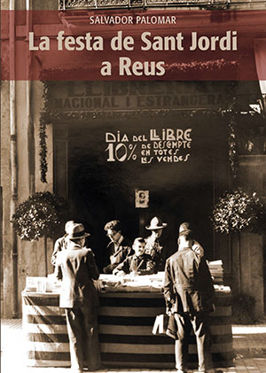 La festa de Sant Jordi a Reus