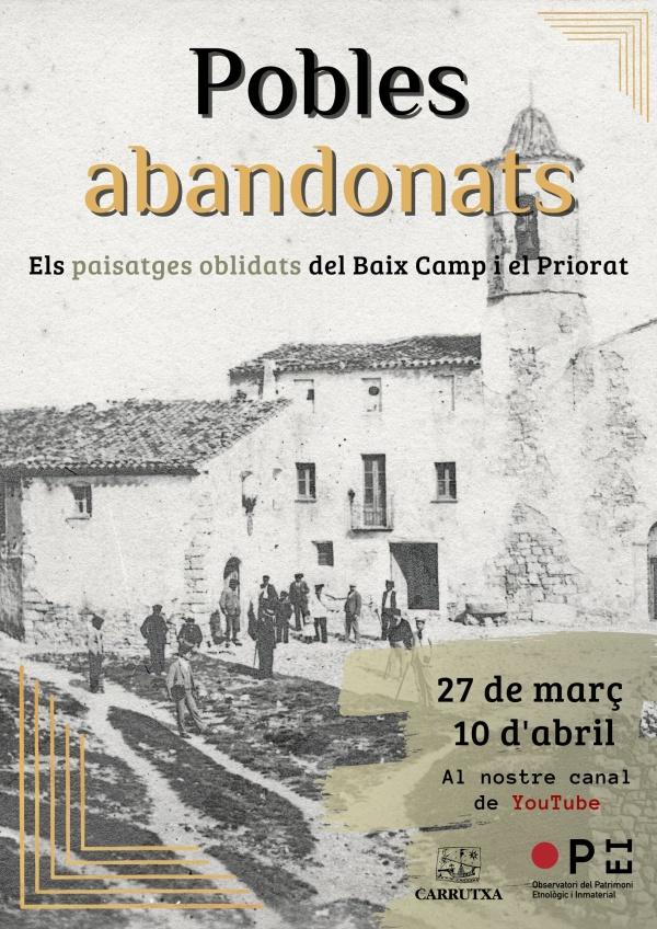 Foto Jornada d'estudi sobre les pobles abandonats