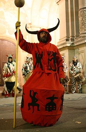 Foto El dimoni (o diable) com a protagonista