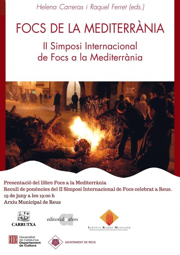 Presentació del llibre II Simposi Internacional de Focs Festius a la Mediterrània