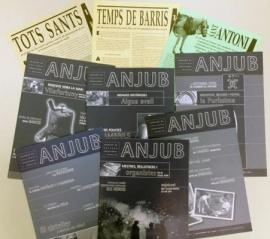L'Anjub cedeix el seu fons a l'Arxiu Municipal de Cambrils