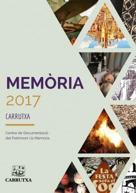PRESENTACIÓ DE LA MEMÒRIA 2017
