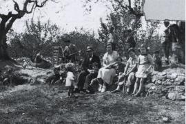 La Guerra Civil en la memòria personal. El patrimoni en perill. Pere Rius en el record de la seva filla.