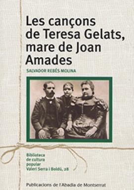 Les cançons de Teresa Gelats