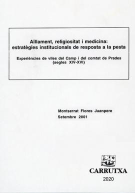 La resposta institucional a les epidèmies